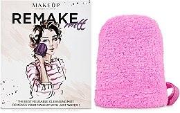 """Profumi e cosmetici Guanto struccante, rosa""""ReMake"""" - MakeUp"""