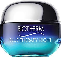 Profumi e cosmetici Crema notte viso - Biotherm Blue Therapy Night Cream