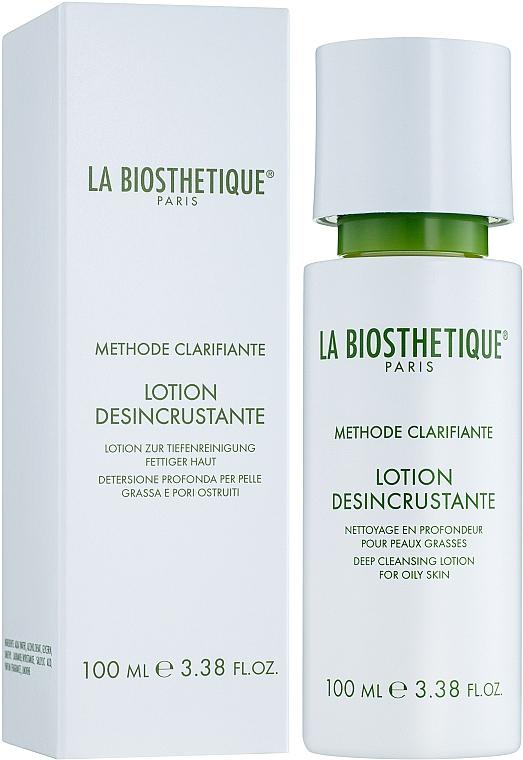 Lozione detergente per pelli grasse - La Biosthetique Methode Clarifiante Lotion Desincrustante