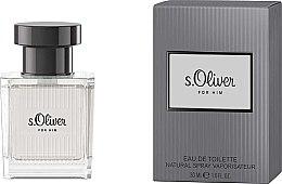 Profumi e cosmetici S.Oliver For Him - Eau de toilette