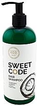 Profumi e cosmetici Shampoo nutriente per capelli all'olio di cocco - Good Mood Sweet Code Hair Shampoo