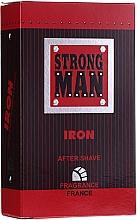 Profumi e cosmetici Lozione dopobarba - Strong Men After Shave Iron