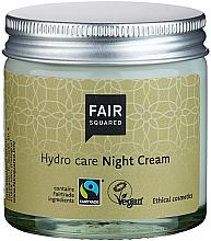 Profumi e cosmetici Crema per viso, da notte - Fair Squared Hydro Care Night Cream