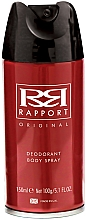 Profumi e cosmetici Eden Classic Rapport Original For Him - Deodorante spray