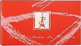 Profumi e cosmetici Charrier Parfums Top Ten - Set (edp/5.2ml+edp/5.5ml+edp/5.5ml+edp/2.8ml+edp/5ml+edp/5.6ml+edp/5ml+edp/4.6ml+edp/5ml+edp/4.9ml)