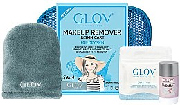 Profumi e cosmetici Set - Glov Expert Travel Set Dry Skin (glove/mini/1pcs + glove/1pcs + stick/40g)