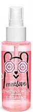 Profumi e cosmetici Nebbia rinfrescante per viso, corpo e capelli - Floslek MistLove Rose Peony Refreshing Mist