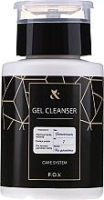 Profumi e cosmetici Gel sgrassante per gel - F.O.X Gel Cleanser Care System