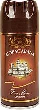 Profumi e cosmetici Jean Marc Copacabana - Deodorante-spray