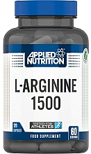 """Profumi e cosmetici Integratore alimentare """"L-Arginine 1500"""" 120 capsule - Applied Nutrition L-Arginine 1500"""