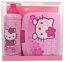 Profumi e cosmetici Set - Disney Hello Kitty (Bidon/425 ml + lunch box)