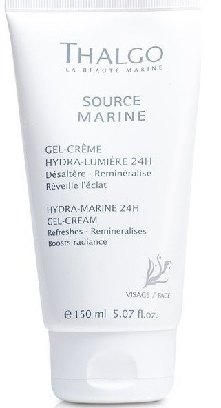 "Gel crema ""Idratazione marina 24h"" - Thalgo Hydra-Marine 24h Gel-Cream Salon Size — foto N1"