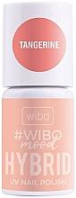 Profumi e cosmetici Smalto ibrido - Wibo Mood Hybrid UV Nail Polish