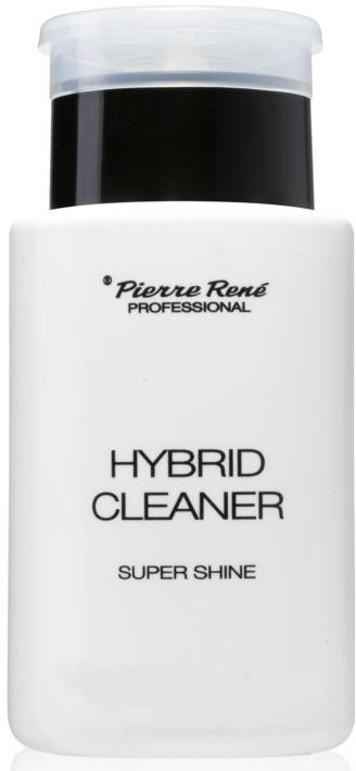 Liquido sgrassante per unghie - Pierre Rene Professional Hybrid Cleaner Super Shine