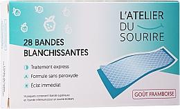 Profumi e cosmetici Strisce sbiancanti denti al gusto di lampone - L'Atelier Du Sourire