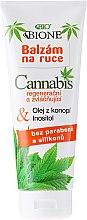 Profumi e cosmetici Balsamo per mani - Bione Cosmetics Cannabis Hand Balm