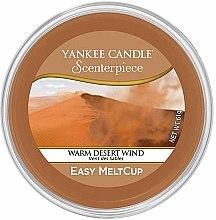 Profumi e cosmetici Cera profumata - Yankee Candle Warm Desert Wind Scenterpiece Melt Cup