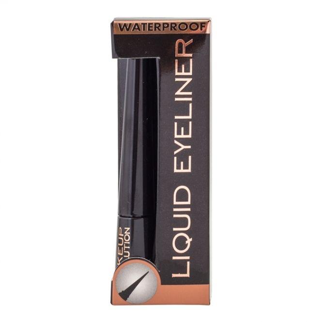 Eyeliner impermeabile - Makeup Revolution Liqued Eyeliner Waterproof — foto N1