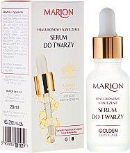 Profumi e cosmetici Siero per il viso, collo e decollete - Marion Golden Skin Care