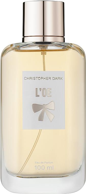 Christopher Dark L'oe - Eau de Parfum