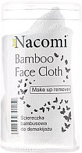 Profumi e cosmetici Panno di bambù, struccante - Nacomi Bamboo Face Cloth