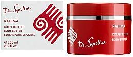 Profumi e cosmetici Olio corpo delicato - Dr. Spiller Rahima Body Butter