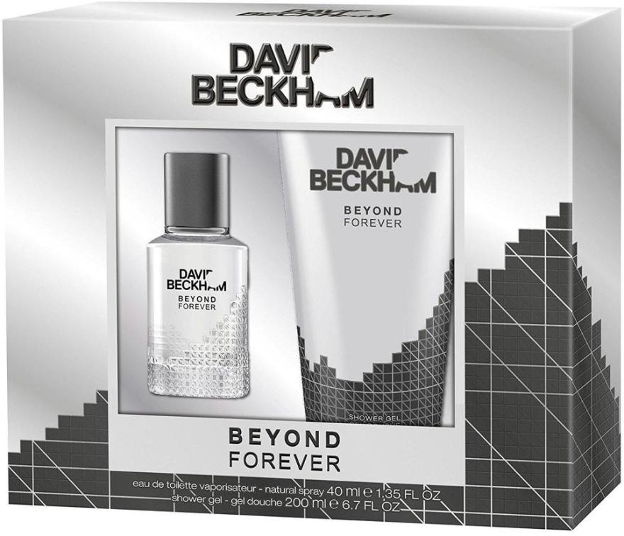 David & Victoria Beckham Beyond Forever - Set (edt 40ml+sh/gel 200ml) — foto N1