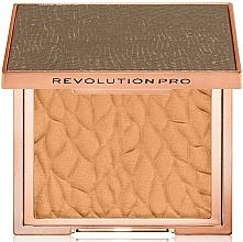 Profumi e cosmetici Bronzer viso - Revolution Pro Sculpting Powder Bronzer