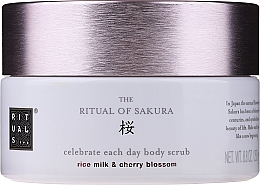 Profumi e cosmetici Scrub corpo - Rituals The Ritual of Sakura Body Scrub