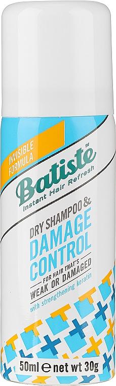 Shampoo secco con cheratina - Batiste Dry Shampoo Damage Control