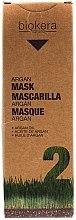 Profumi e cosmetici Maschera con olio di argan - Salerm Biokera Argan Mask