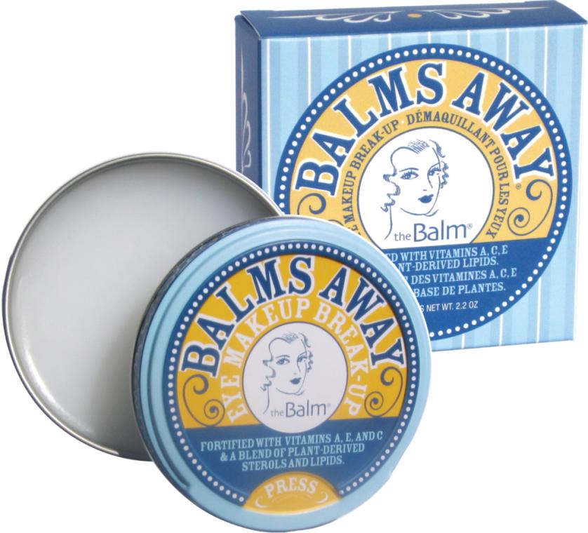 Balsamo struccante - TheBalm Balms Away Eye Makeup Break-Up