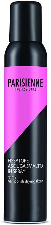 Fissatore asciugasmalto - Parisienne Spray Nail Polish Drying Fixer