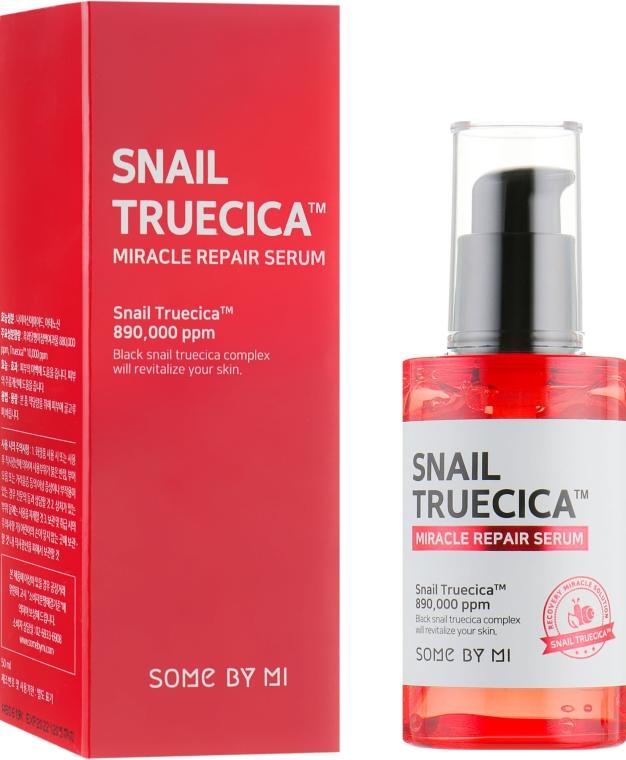 Siero riparatore con bava di lumaca nera - Some By Mi Snail Truecica Miracle Repair Serum