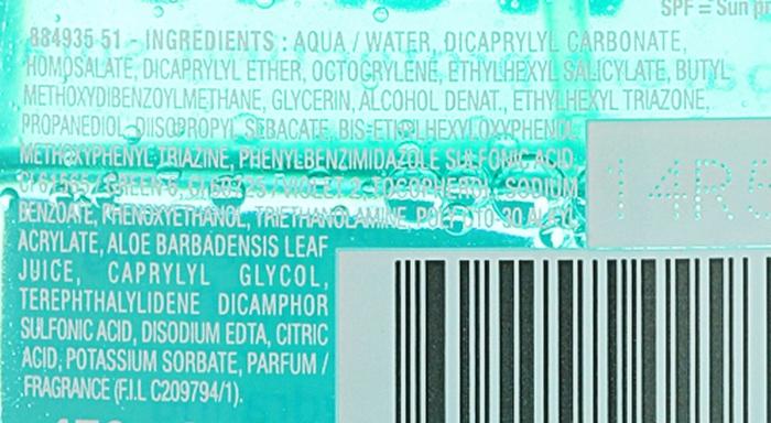 Spray solare per corpo - Garnier Ambre Solaire UV Water Clear Sun Spray — foto N3