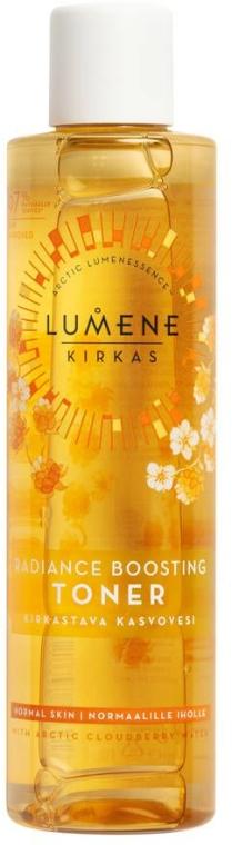 Tonico detergente viso - Lumene Kirkas Radiance Boosting Clarifying Toner
