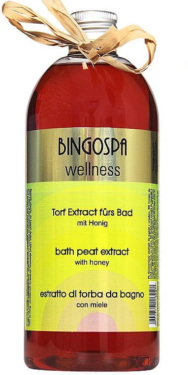 Gel da bagno al fango e nettare di miele - BingoSpa Mud Nectar With Honey