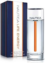 Profumi e cosmetici Nautica Life Energy - Eau de toilette