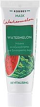 "Profumi e cosmetici Maschera rigenerante ""Anguria"" - Korres Watermelon Revitalising Mask"