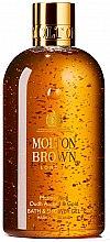 Profumi e cosmetici Molton Brown Mesmerising Oudh Accord & Gold - Gel doccia