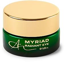 Profumi e cosmetici Crema contorno occhi aromaterapica rivitalizzante - Ambasz Myriad Radiant Eye