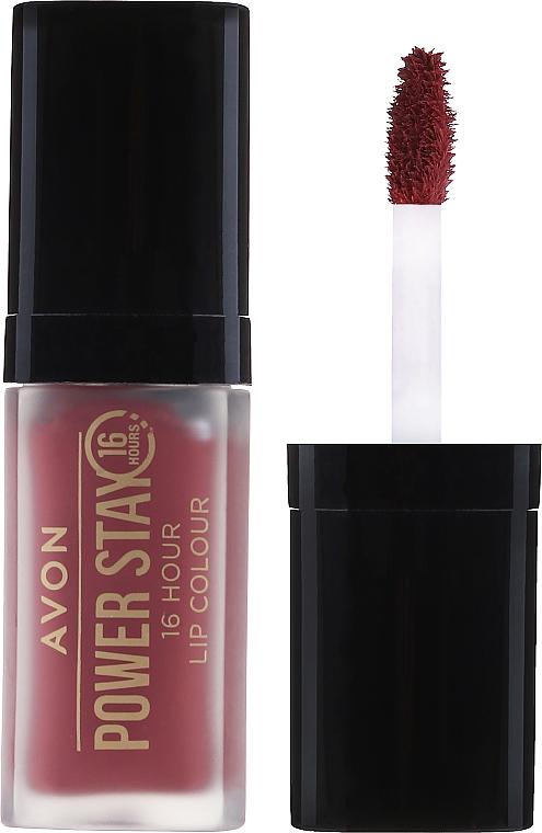 """Rossetto liquido """"Super Durability"""" - Avon Power Stay 16-Hour Matte Lip Color"""