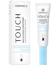 Profumi e cosmetici Balsamo per unghie e cuticole - Orphica Touch Nail & Cuticle Conditioner