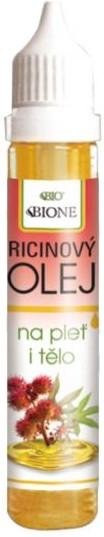Olio di ricino viso e corpo - Bione Cosmetics Castor Face and Body Oil