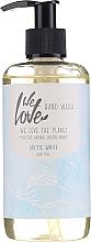 Profumi e cosmetici Sapone liquido per mani - We Love The Planet Arctic White Hand Wash