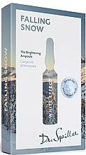 Profumi e cosmetici Fiala concentrata schiarente - Dr. Spiller White Effect Falling Snow The Brightening Ampoule