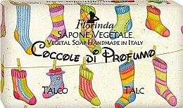 """Profumi e cosmetici Sapone naturale """"Talco"""" per bambini - Florinda Sapone Talc"""