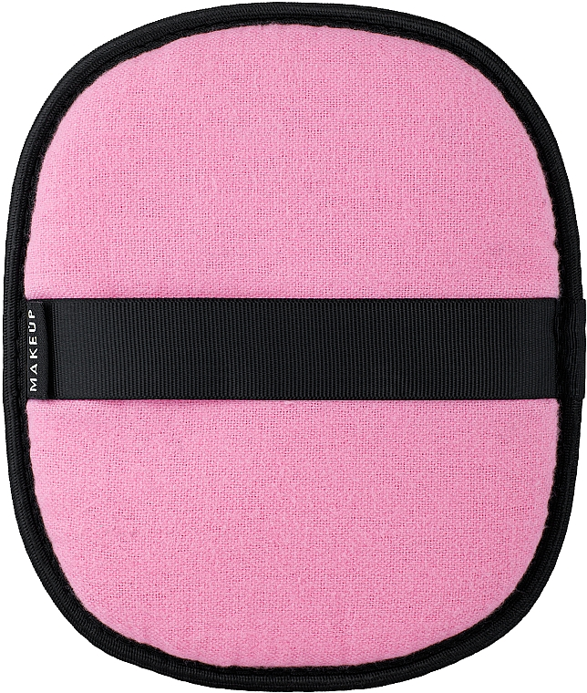 "Panno esfoliante, rosa, ""Nudy & Shy"" - Makeup Exfoliating Washcloth"