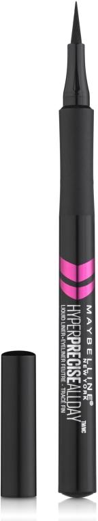 Eyeliner - Maybelline Hyper Precise All Day Liquid Eyeliner Makeup