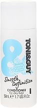 Profumi e cosmetici Condizionante per capelli secchi - Toni & Guy Smooth Definition Conditioner for Dry Hair